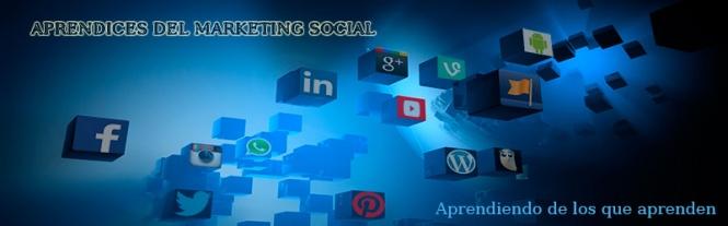 Grupo FB de aprendices del Marketing Social.