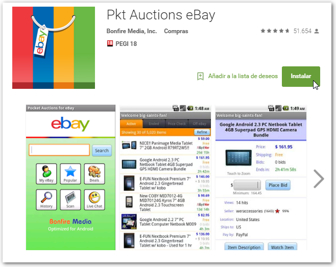 pkt auctions